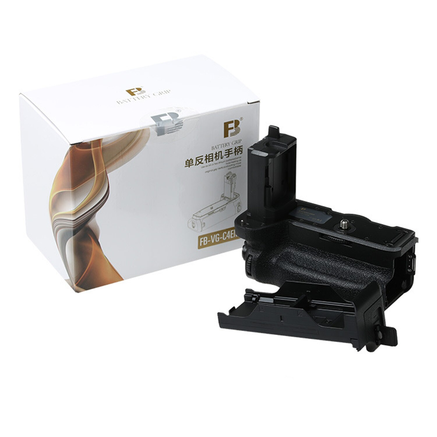 Vg-C4Em Handle Battery Pack Battery Grip for Sony A9M2 A7R4 A7M4 A7Rm4 Slr Mirrorless Camera Handle enlarge