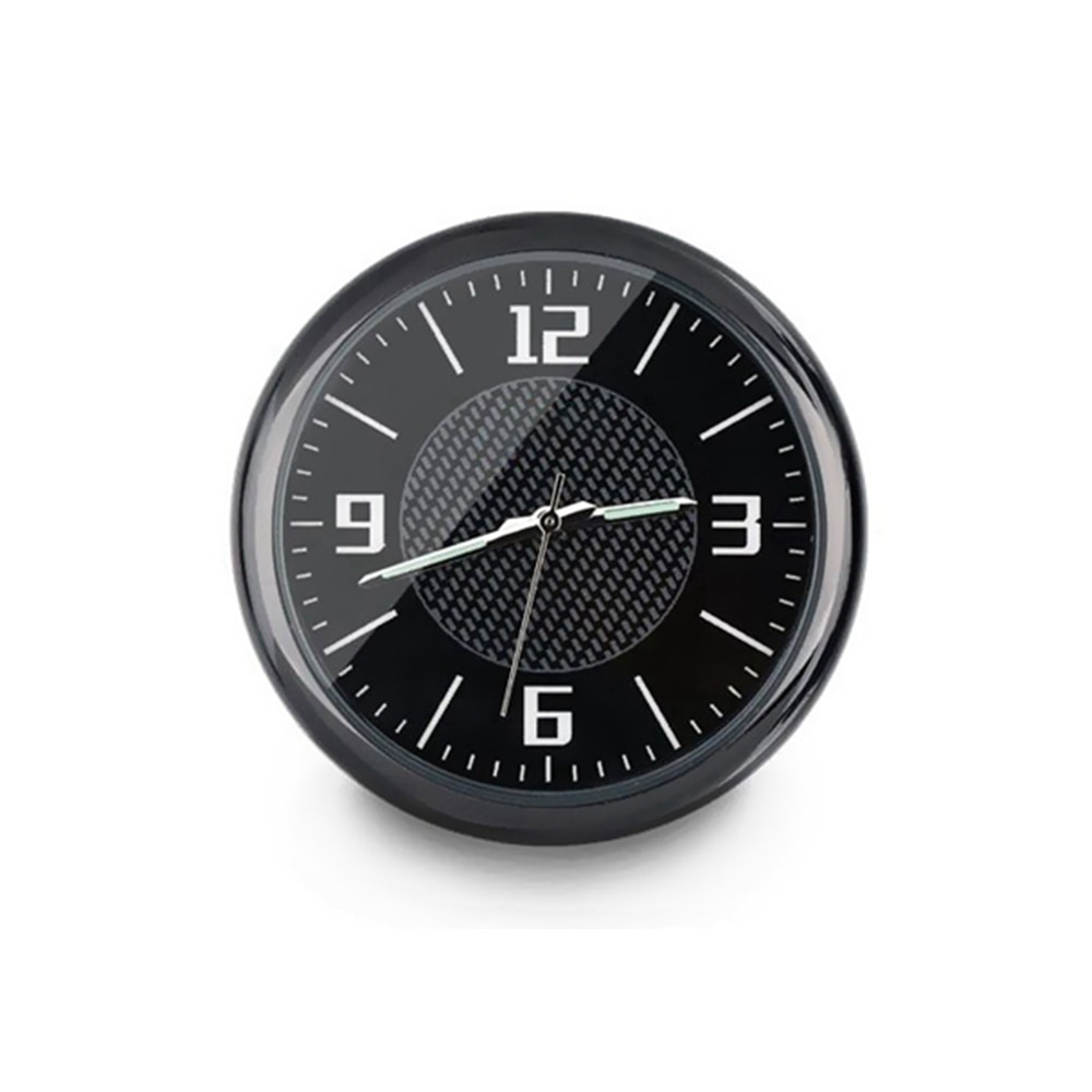 Автомобильные часы аксессуары, автомобильные часы Вентиляционное гнездо, отображение времени часы на автомобильные аксессуары.
