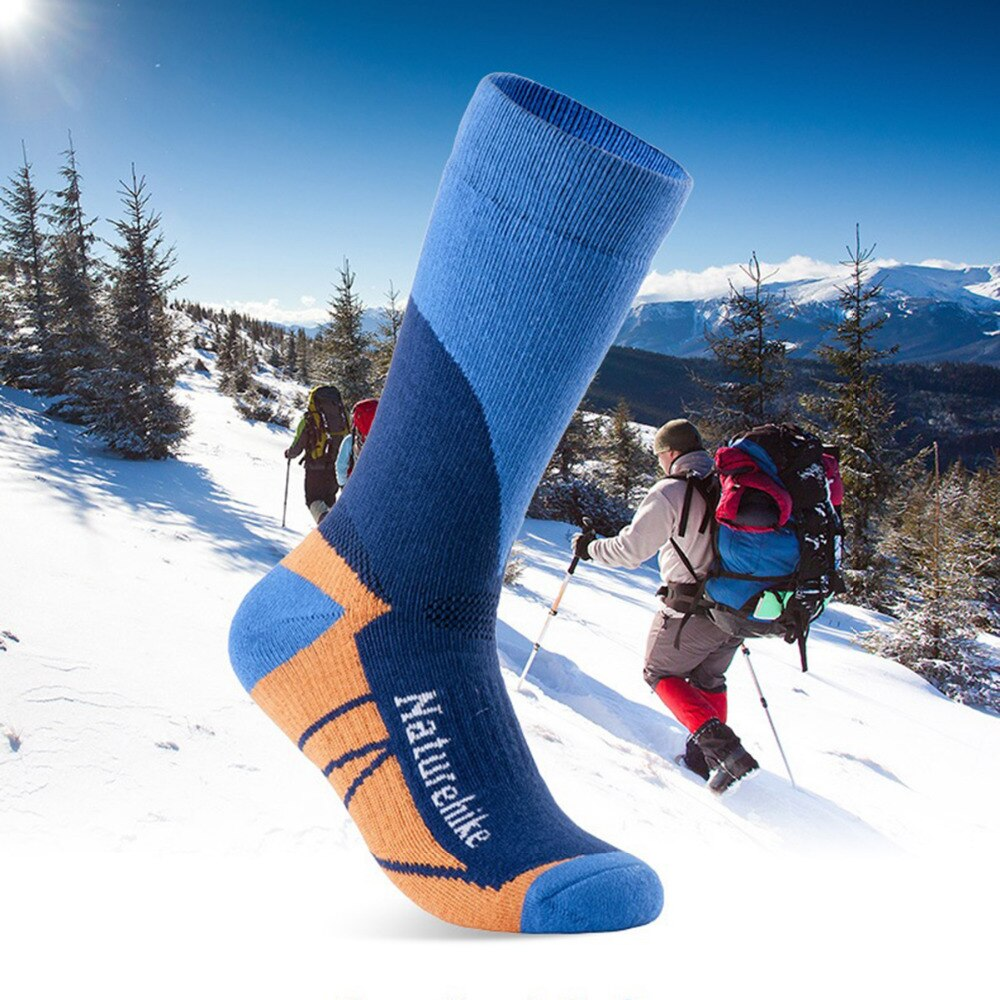 2020 calcetines deportivos exterior de secado rápido calcetines térmicos de invierno para hombres y mujeres calcetines de esquí de nieve picos de senderismo calcetines térmicos deportivos