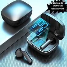 Мини наушники вкладыши TWS с Беспроводной наушники Bluetooth Hi Fi качество bluethooth наушники Беспроводной гарнитура Управление сенсорные наушники зарядным устройством
