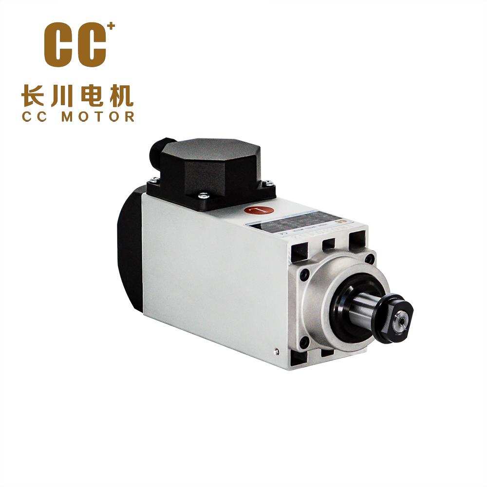 12000Rpm عالية السرعة المغزل موتور MF31B-550 لآلة نانيشينغ حافة النطاقات