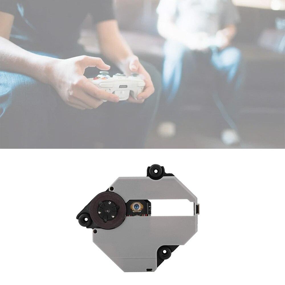 Lente dos lasers da substituição de jabs para ps1 KSM-440BAM, lente ótica dos lasers da desgastar-resistência compatível para ps1 KSM-440BAM console do jogo