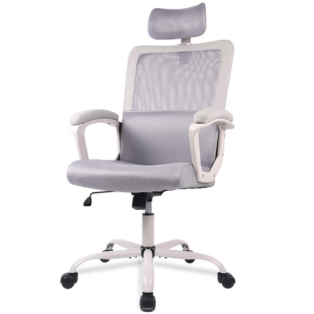 Mesh Office Computer Swivel Desk Task Ergonomic Executive High Back Chair MOQ>20PCS