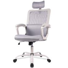 Mesh Office Computer girevole scrivania attività sedia ergonomica direzionale con schienale alto MOQ>1 pz