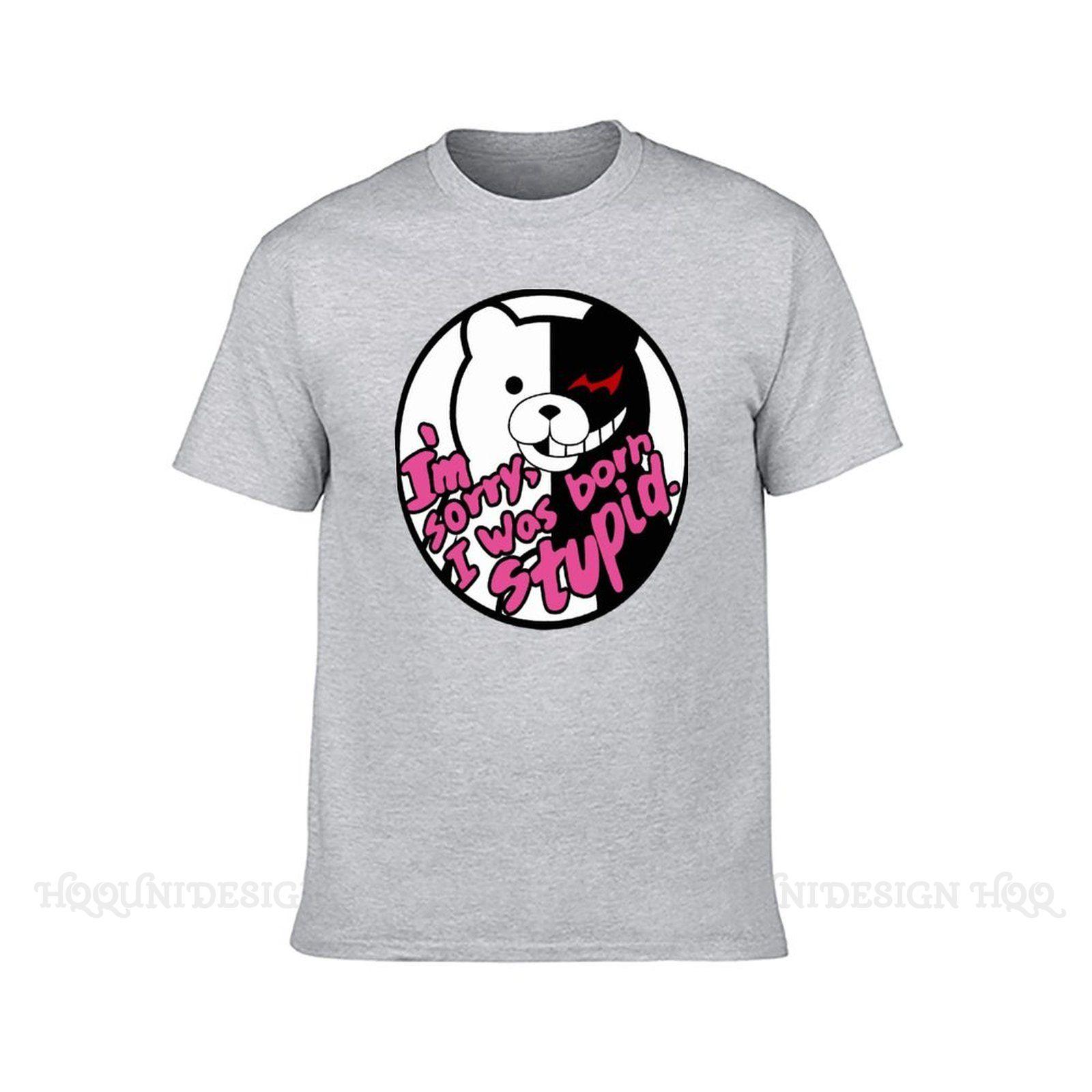 Camiseta de algodón con estampado de Mono Merch para Hombre y niña,...