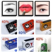 best dropshipping hadiyah 40 lip tktx pigment microblading ointment beauty shop supplies