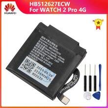 HUAWEI HB512627ECW véritable batterie pour Huawei WATCH2 Pro 4G EO-DLXXU Porsche Design montre GT montre 2 420mAh batterie + outil