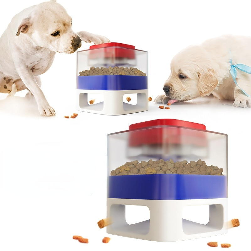 pet-supplies-dog-automatic-feeder-spring-food-slow-bowl-leaky-food-ball-training-toy
