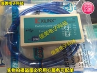 xilinx download line platform cable usb downloader programmingburningburning device