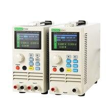 ET5420 DC charge électronique haute précision Programmable double canal testeur de charge de batterie réglable avec 2.8