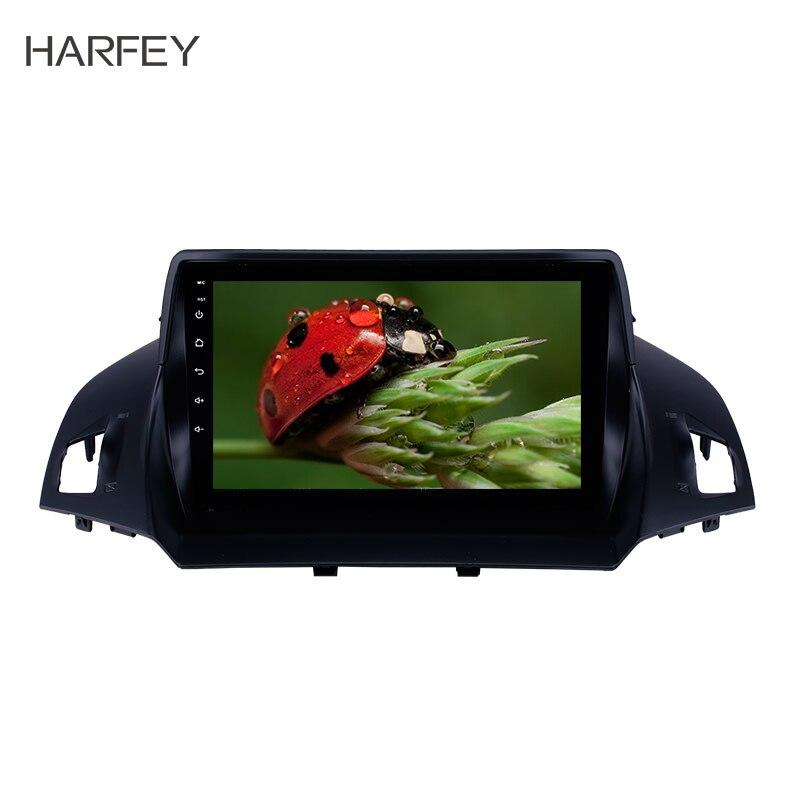 "Harfey Android 8,1 GPS coche 9 ""HD Autoradio para Ford Escape 2013, 2014, 2015, 2016 con WIFI AUX apoyo examen Cámara Carplay SWC"