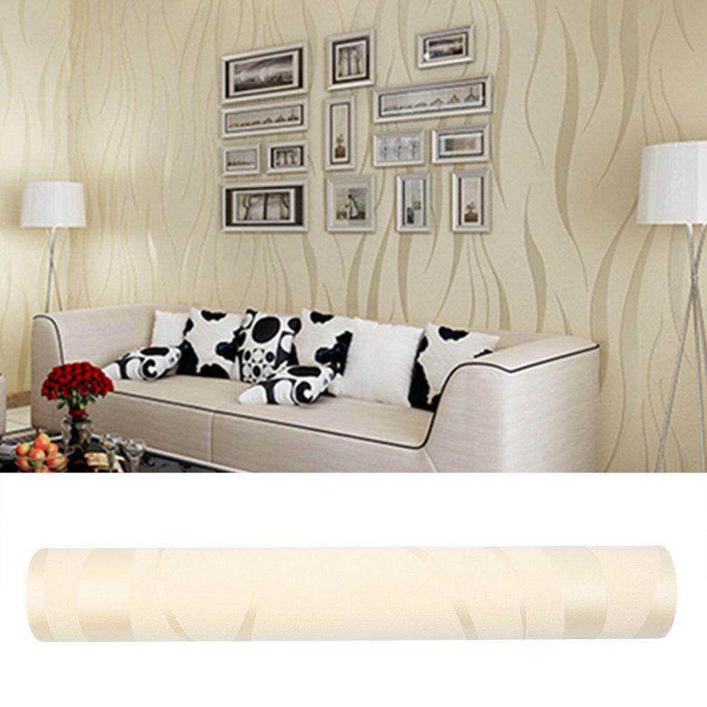 2020 nuevo 10M elegante papel tapiz dormitorio estudio comedor Pared de salón póster telón de fondo como de TV decoración pegatina hogar Oficina ornamento