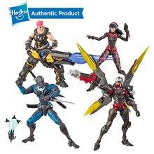 Hasbro GENJI Overwatch serie de muñecas de carbono Ultimates ZARYR serie PHARAH D.VA figuras de acción coleccionables traje de gran oferta