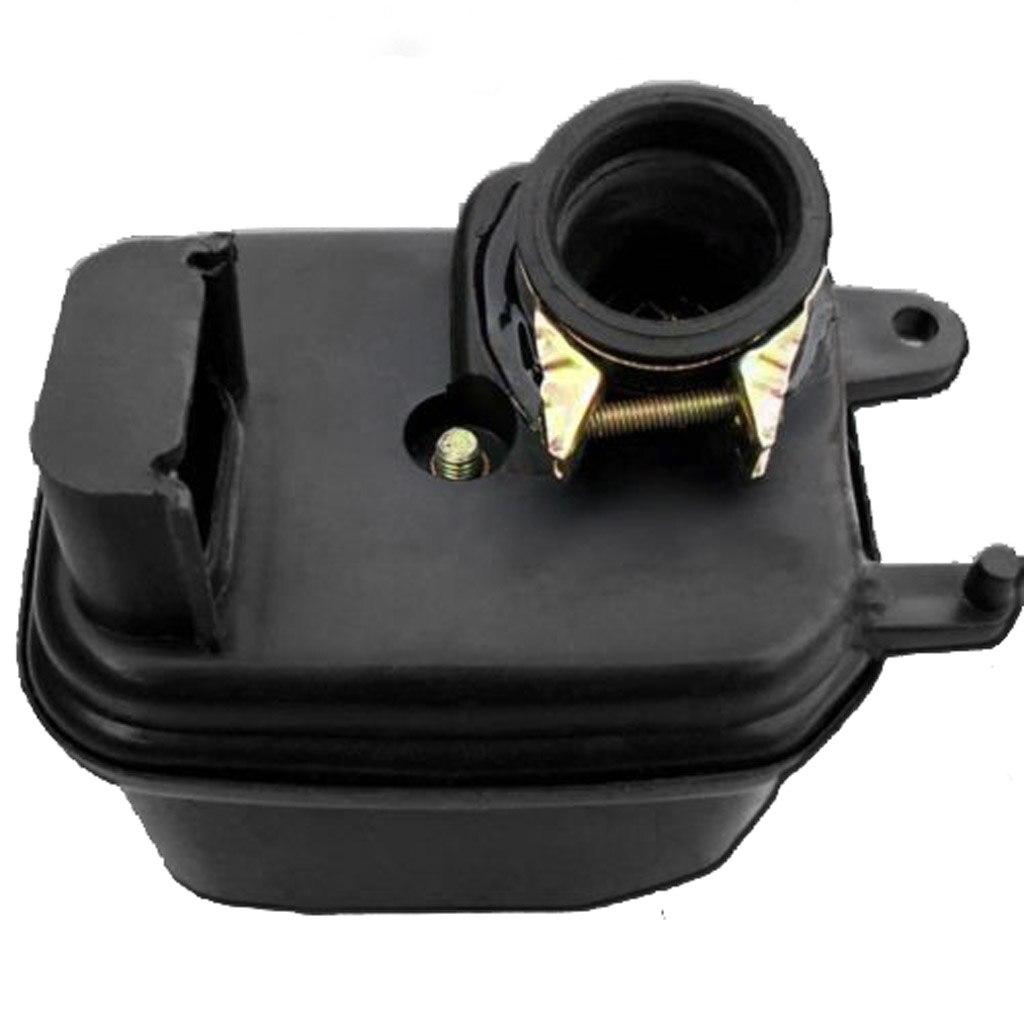 Alojamento do conjunto da caixa do líquido de limpeza do filtro de ar para o trotinette de yamaha pw50 1981-2010
