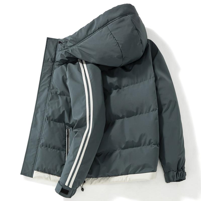 Мужская одежда, куртка, мужские пальто, Мужская зимняя одежда 2021, мужские куртки и пальто, утепленная одежда, Молодежная мужская куртка, Повс...