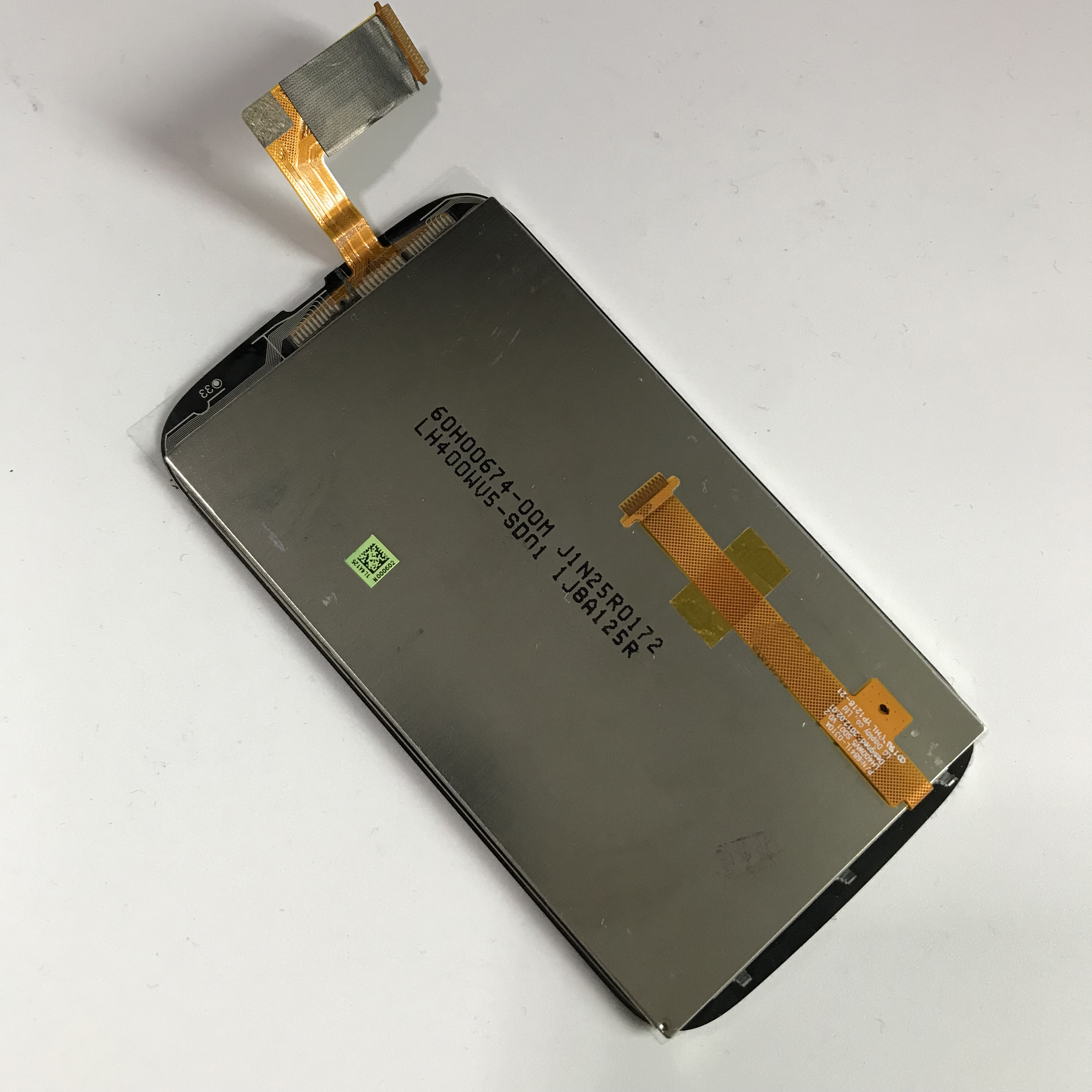 Para htc desire v t328w painel da tela de toque digitador sensor + display lcd monitor montagem do módulo painel ferramentas gratuitas