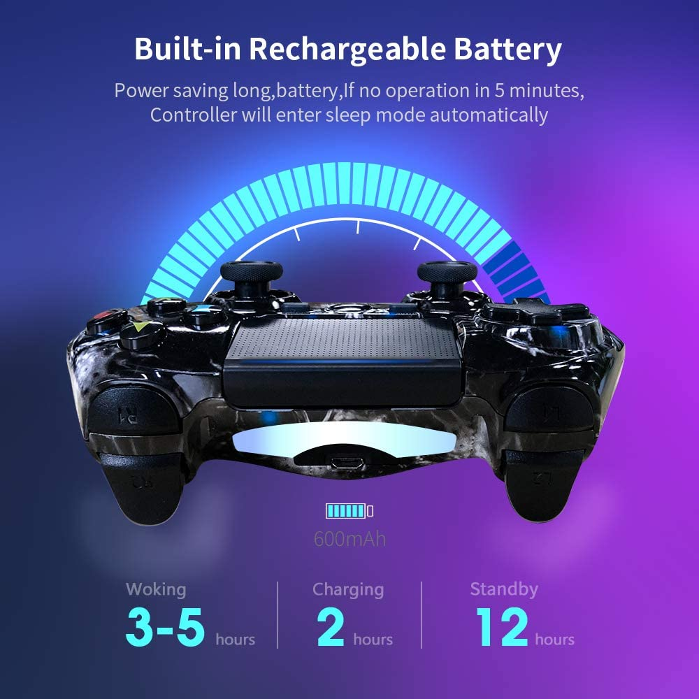 K ISHAKO Elite Joy Pad Joystick Gaming Gamepad Original Control Wireless PS4 Controller For Playstatoion 4