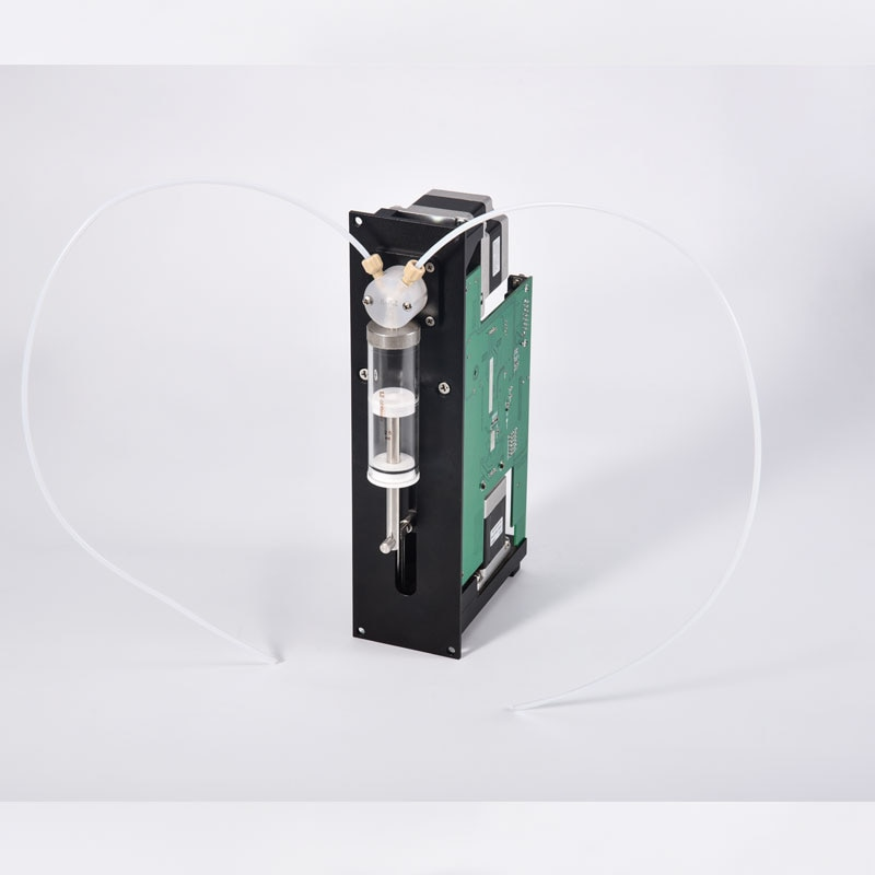 Chuangrui High Precision Automatic Industrial Syringe Pump enlarge