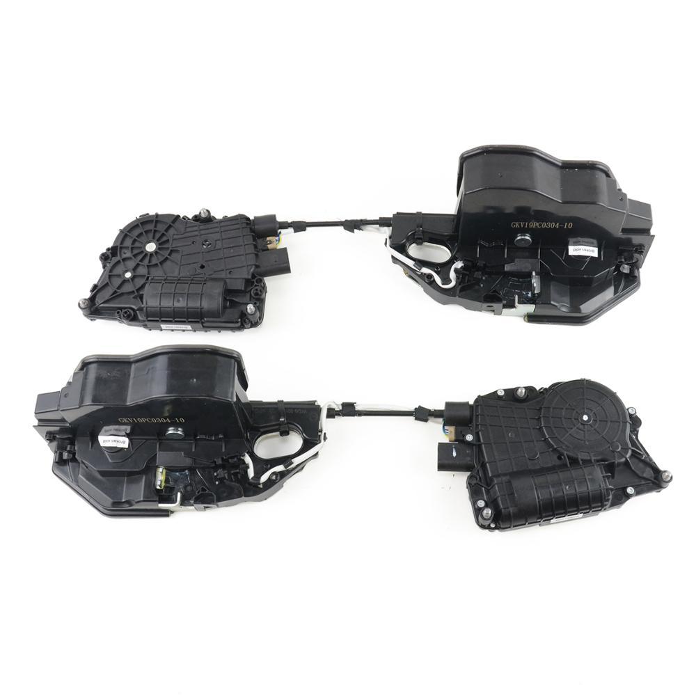 AP03 nuevo 51217185689 51217185692 para BMW F01 F02 F04 F10 mecanismo de bloqueo delantero izquierdo + derecho de la puerta y actuador del Motor