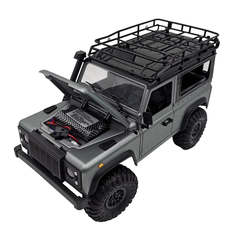 C5AA 2.4G Wireless Controller 1:12 Scale MN99S Buggy Four-wheel Drive RC Rock Crawler Car 4WD Off-road Vehicle Model Car Toy enlarge