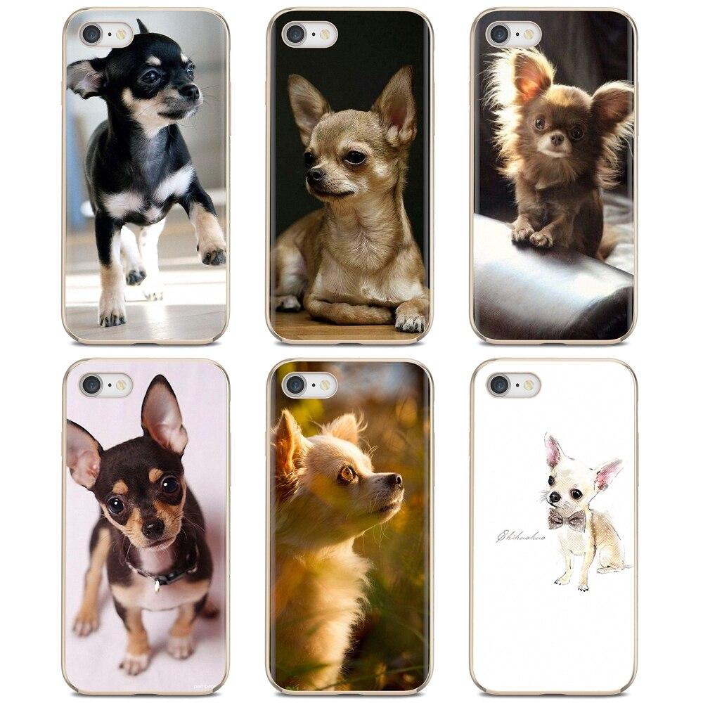 For Huawei Mate Honor 4C 5C 5X 6X 7 7A 7C 8 9 10 8C 8X 20 Lite Pro Silicone Phone Bag Case Chihuahua dog Bulldog Schnauzer puppy