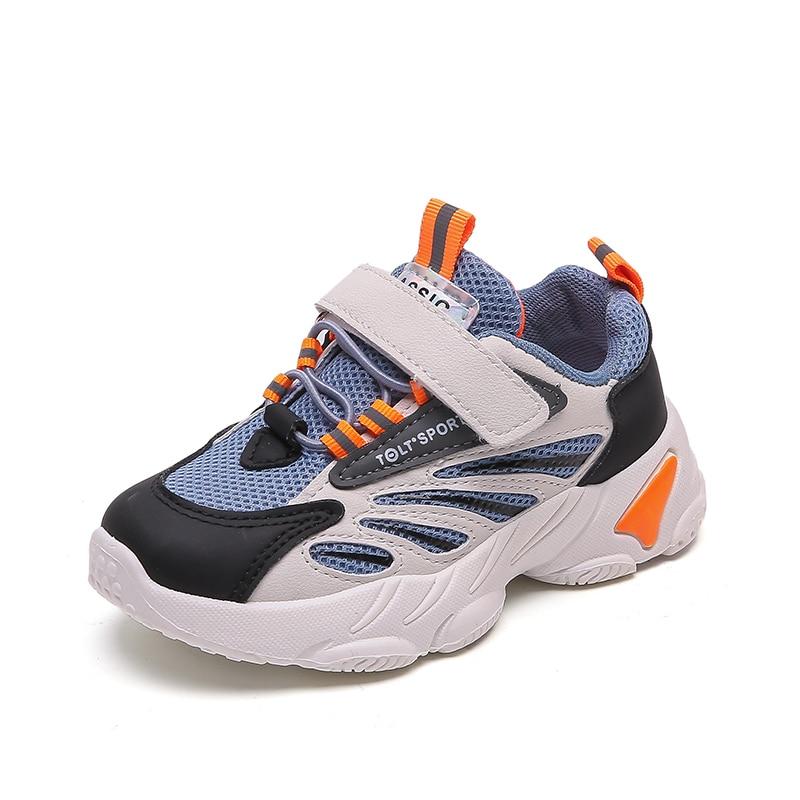Primavera de 2021 zapatillas de deporte para niños zapatillas niñas zapatos casuales...