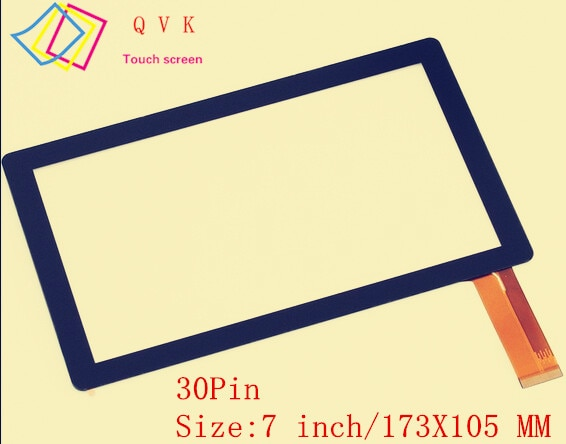 7 inch touch screen for Xgody T702 Repair and replacement accessories for children's tablet PC capac