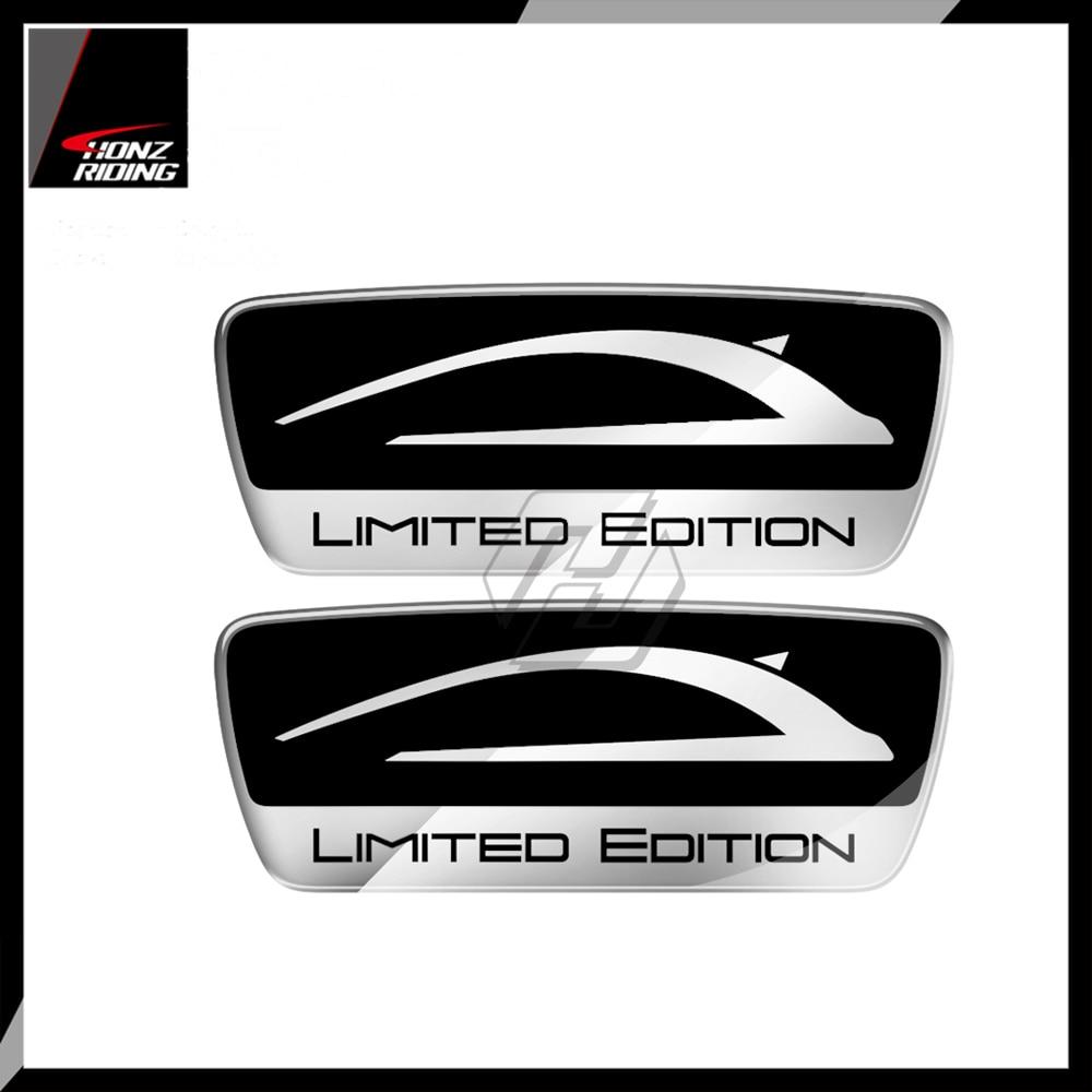 3D Автомобильная наклейка ограниченная эмблема «издание» значок наклейка Чехол для BMW Yamaha Honda Opel Lada Suzuki Kawasaki Ducati наклейка на мотоцикл
