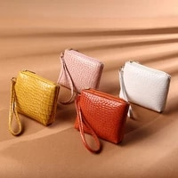 retro women coin purse pu leather small girl tote coin money card holder bag gift children clutch key coin card wallet case