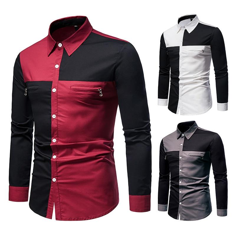 Мужские рубашки, новые мужские рубашки Eurocode, рубашки с длинными рукавами, мужские рубашки, стильные рубашки,