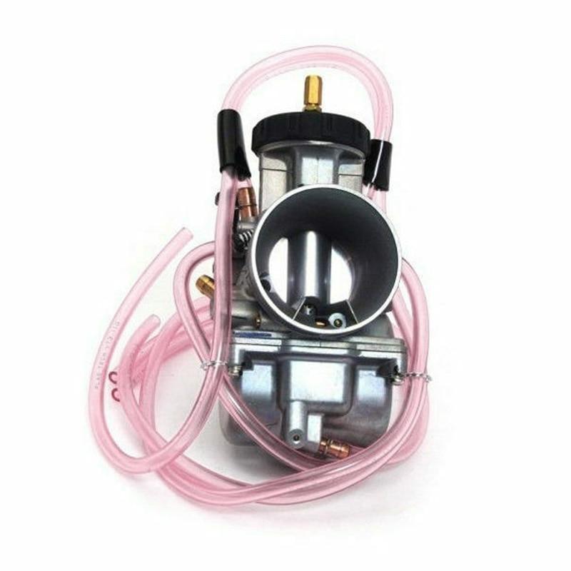 Kit de carburador de motocicleta PWK38 Air Striker para Honda para Kawasaki CR250 KX250 RM250 ATC250R 250SX carburador Accesorios