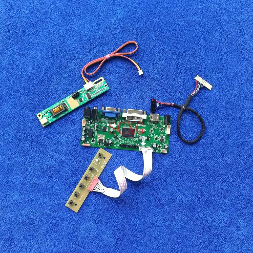 1CCFL LVDS 30-Pin Kit 1920*1200 شاشة LCD VGA DVI HDMI-متوافق مع تناسب LT154DEZ5Z00/LTD154EZ0S/LTD154EZ1D M.NT68676 لوحة القيادة