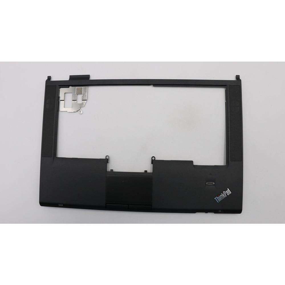 Lenovo Thinkpad T420 غلاف مسند اليد للكمبيوتر المحمول الأصلي مع لوحة اللمس 0A70001 04W1371