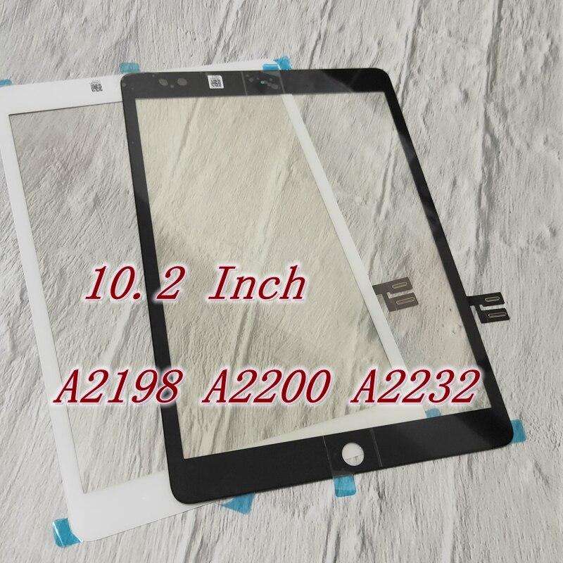 "Para 2019 iPad Pro 10,2 ""nueva llegada reemplazo original visualización pantalla táctil digitalizador A2198 A2200 A2232 LCD"