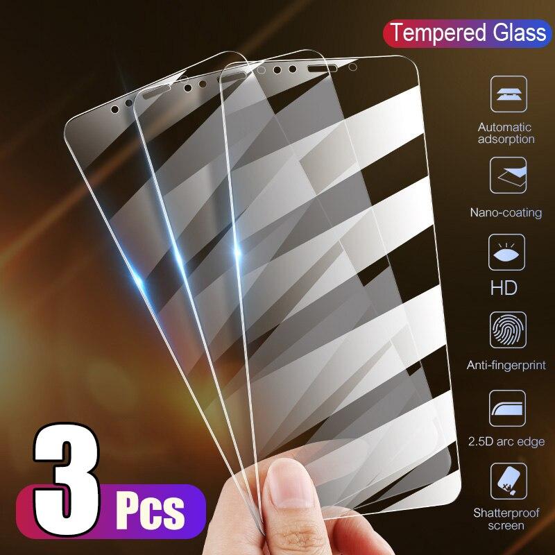 Protector de pantalla de cristal templado para iPhone cubierta completa de vidrio...