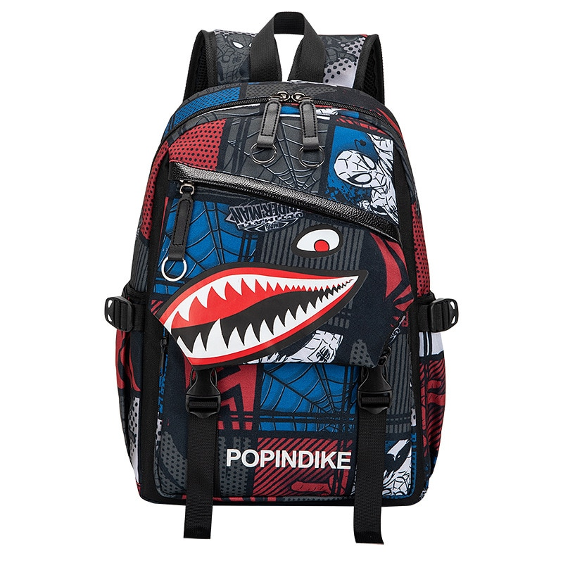 waterproof Children School Bags for boys girls kids backpack Primary school backpack cartoon schoolb