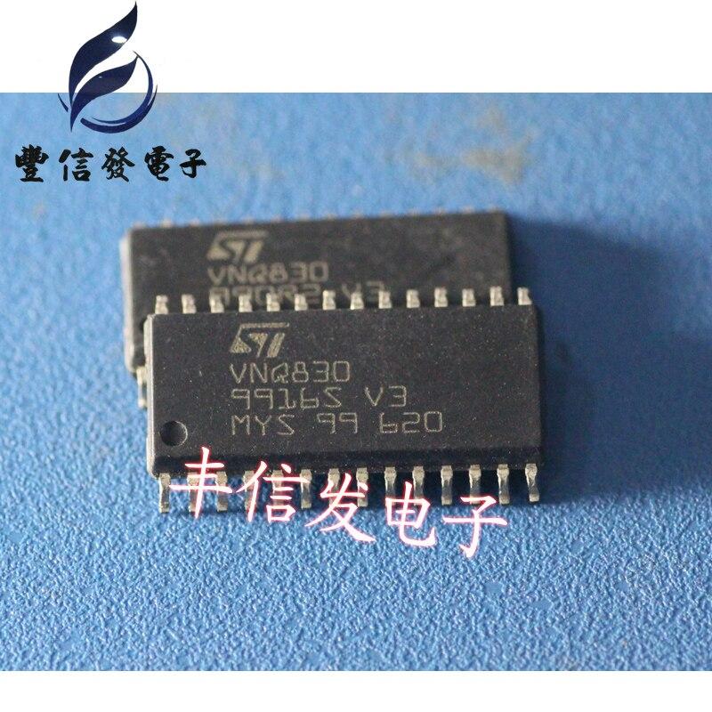 5 pçs/lote VNQ830E VNQ830 SOP-28 luzes de computador de bordo Do Carro chip de controle Para BCM Carro