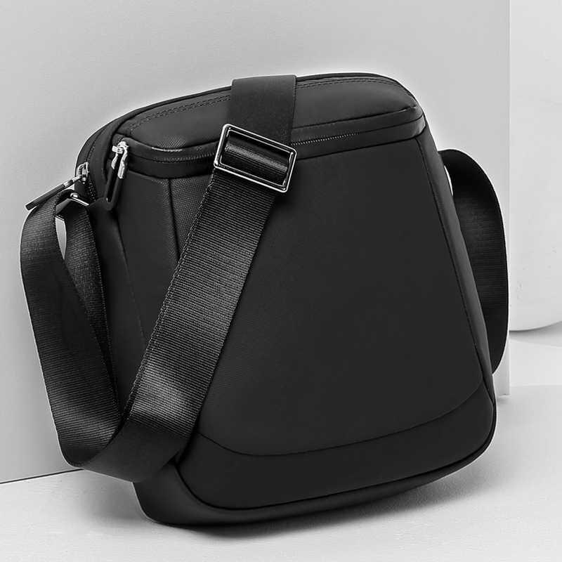 Man backpack Hiking backpack multifunctional shoulder bag PVC men's outdoor leisure bag simple waterproof messenger bag недорого