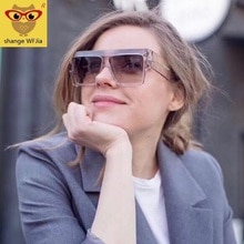 Flat top Sunglasses Men Bold Rectangle Narrow Shades Women Sun Glasses Female Brand Vintage Luxury C