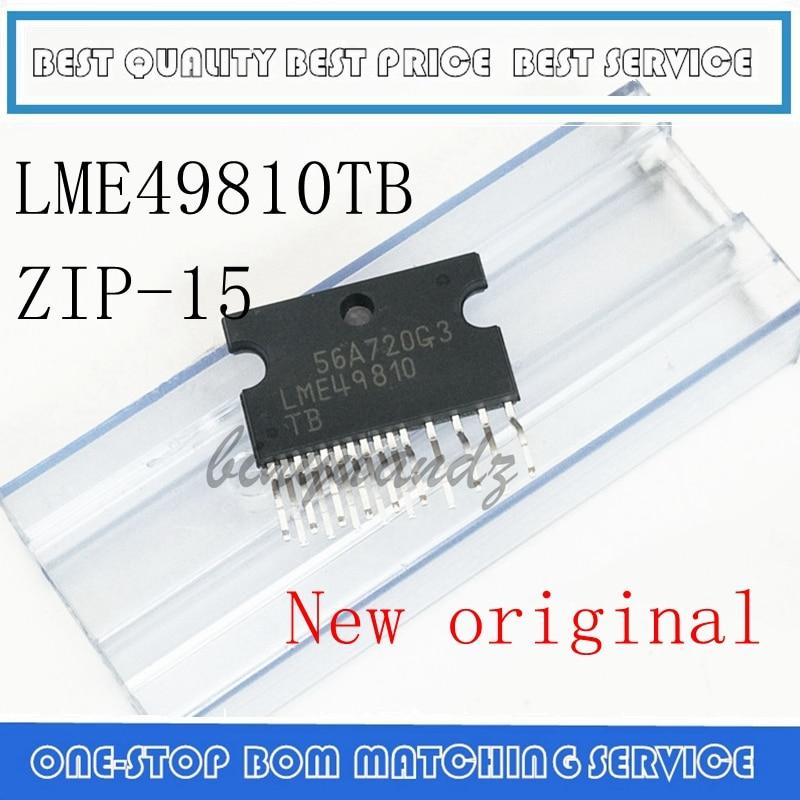 1 unids/lote LME49810TB LME49810 LME49810TB/NOPBZIP-15