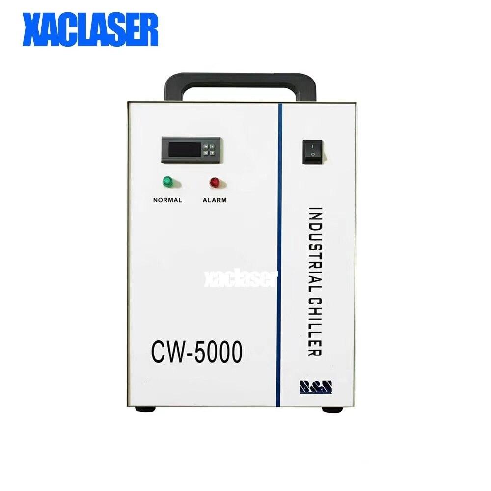 XAC LASER Industrial Water chiller CW 5000 CW 5200 Water Chiller Refrigerator For Fiber Laser Welding Machine