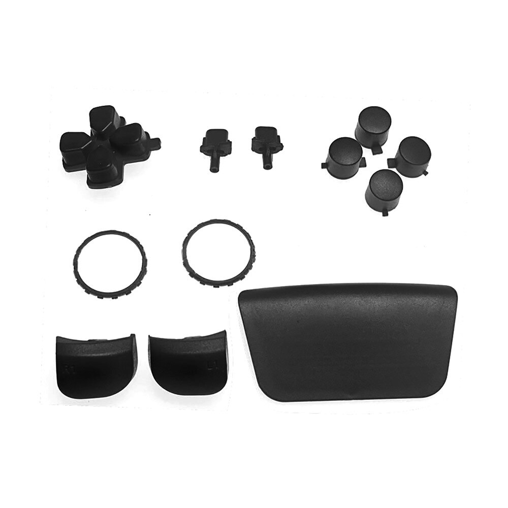 Controller Button Joystick Key Replacement Shell Case Cover Cap for PS5 Gamepad Handle Accessories