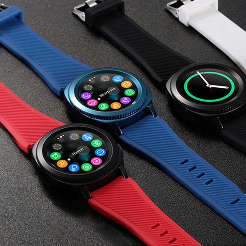 Smart Watch IP68 Waterproof Bluetooth Calling Sleep Monitor Smartwatch L2 Montres Cardio Running Sports Heart Rate Watch relogio