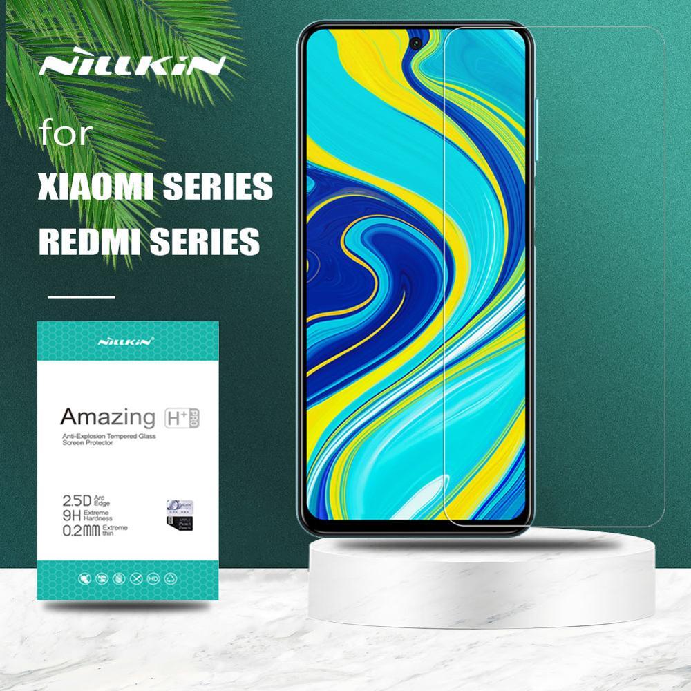 Для Xiaomi Mi 9 Lite 8 SE 9T Pro 6 закаленное стекло Nillkin H + PRO Защита экрана для Redmi Note 9 9S 8T 8 7 K30 5G K20 Pro Max