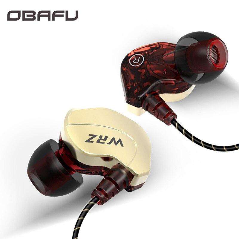 Наушники Hi-Fi для телефона, проводная Спортивная стереогарнитура в ушах 3,5 мм с микрофоном, мощная пленка, наушники для водителей, для iPhone, ...