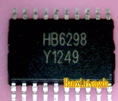 2 unids/lote HB6298 HB6298B TSSOP20 [SMD]