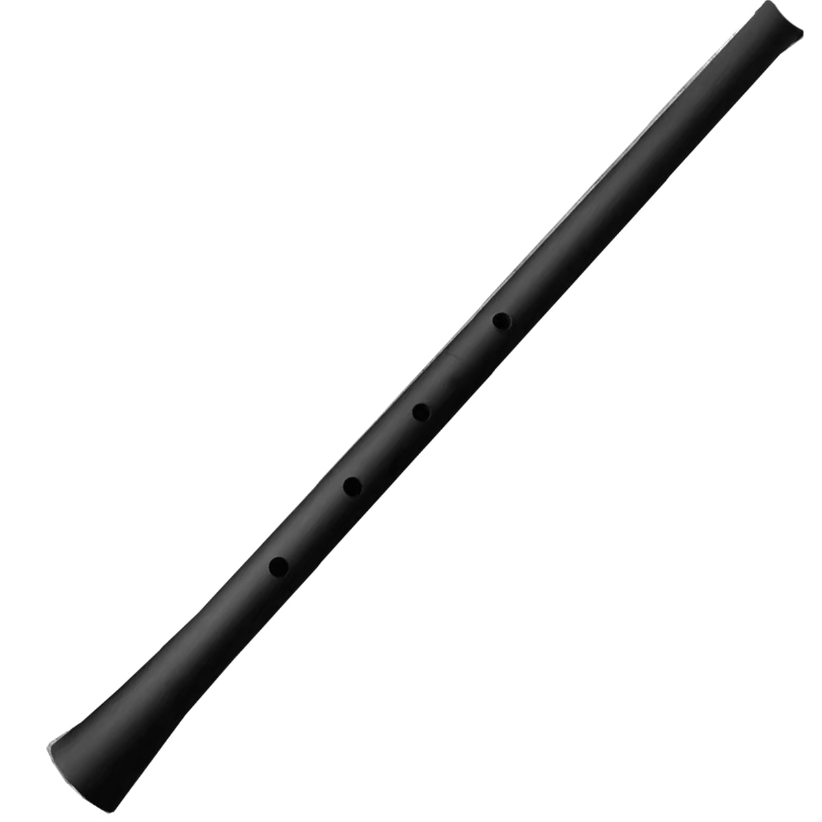 D Key Abs Two Sections  5 Holes Japanese Musical Instruments Acient Chinese  Woodwind   YOU Flute Standard Ting Shakuhachi enlarge