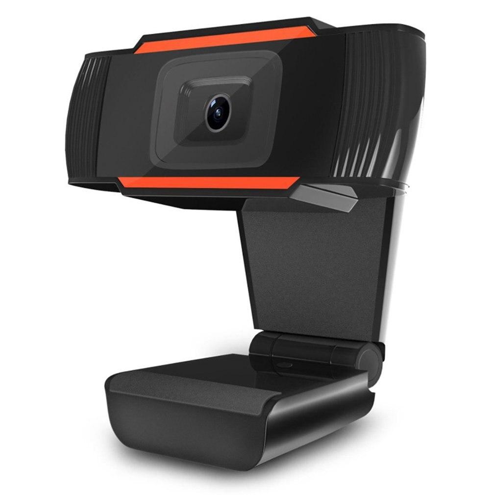 Ordenador LED, ordenador portátil, cámara web USB 2,0 de 12MP, cámara HD de 720P con micrófono para cámara web, ordenador para PC, amplia compatibilidad USB sin controlador