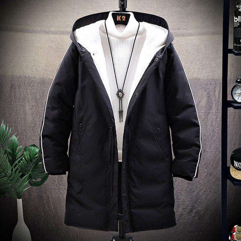 Мужская куртка, зимняя новая пуховая хлопковая куртка, Мужская зимняя стеганая куртка