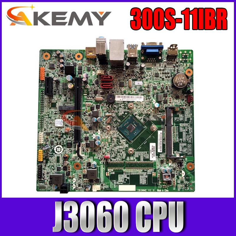 لينوفو 300S-11IBR 300-20IBR S200 اللوحة IBSWME V1.0 J3060 CPU 00XK191 00XK193 00XK052 00XG184
